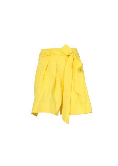 Spodenki IVKO Yellow